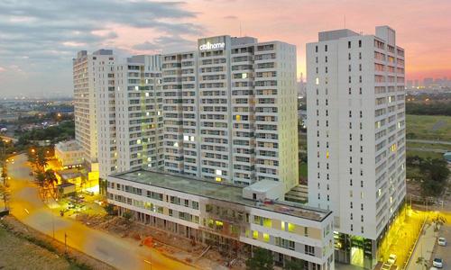 Khả năng sinh lời của căn hộ hạng sang kém xa nhà giá rẻ