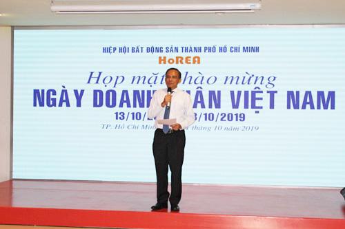 Họp mặt chào mừng ngày Doanh nhân Việt Nam 13 tháng 10 năm 2019