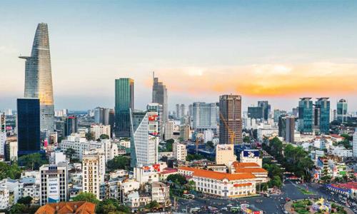Văn phòng cho thuê Sài Gòn 'cháy hàng' từ khi chưa khai trương