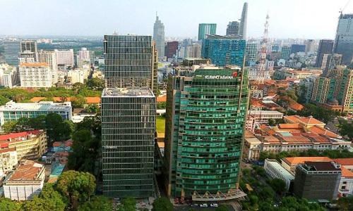 Bất động sản văn phòng Sài Gòn hút đại gia công nghệ
