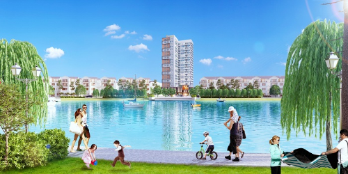 Nhu cầu về căn hộ chung cư tăng cao