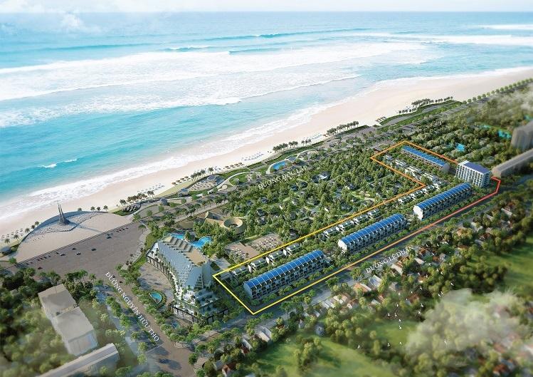 Shoptel - làn sóng bất động sản du lịch mới