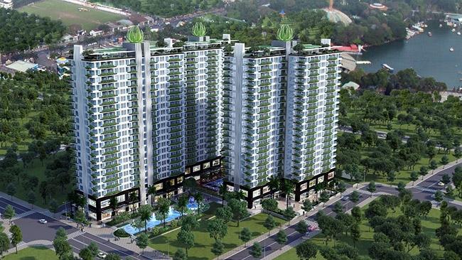 Phúc Khang cam kết bàn giao căn hộ dự án Diamond Lotus Lakeview vào quý IV/2019