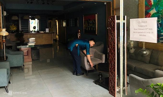 Kinh doanh khách sạn vẫn chưa hết khó