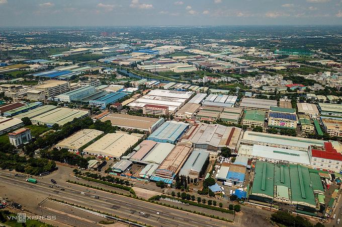 Bất động sản công nghiệp sẽ tiếp tục bùng nổ năm 2021