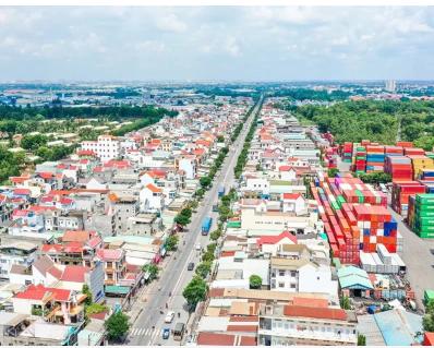Đất Bình Dương giáp ranh Sài Gòn tăng giá