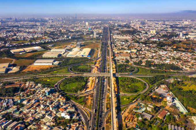 Phía Đông TP HCM đón cơ hội phát triển đô thị sinh thái