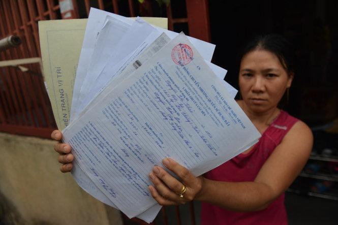 Bế tắc việc cấp sổ hồng cho người mua nhà đất giấy tay