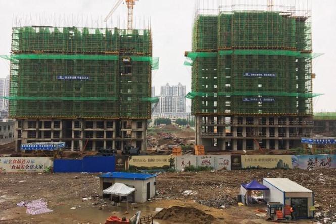 Thị trường bất động sản làm khó Trung Quốc