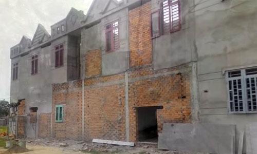 Huyện ven Sài Gòn cảnh báo nạn lừa bán nhà bằng giấy tay