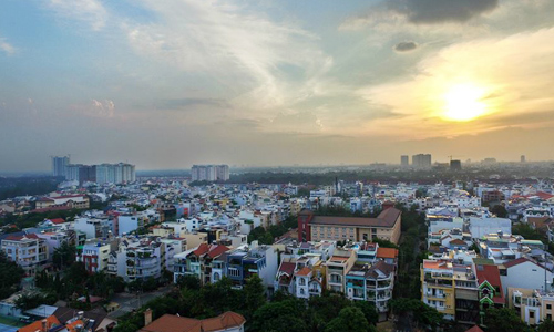 Một tỷ đồng đầu tư bất động sản nào ở Sài Gòn lãi cao?