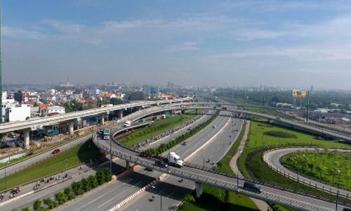 Nhà đất Sài Gòn thiết lập mặt bằng giá mới ngất ngưởng