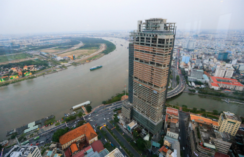 Đại gia Trung Quốc thâu tóm nhiều dự án bất động sản