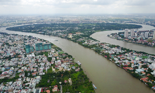 HoREA ủng hộ 'Chúa đảo' Tuần Châu làm Đại lộ ven sông Sài Gòn