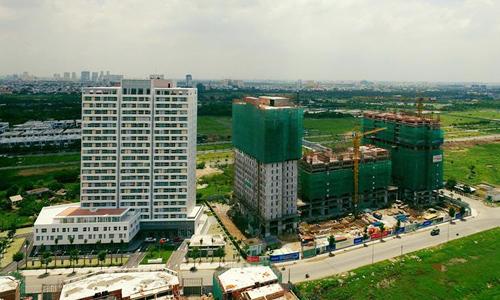 Sức mua căn hộ TP HCM cao hơn Hà Nội