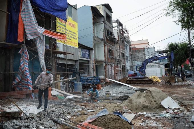 TP HCM thu hồi đất cạnh đường mới để tái định cư, đấu giá