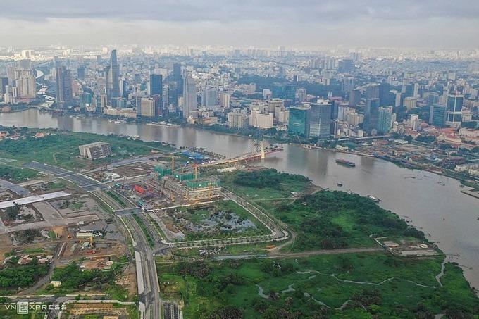 Chính phủ trình dự thảo về chính quyền đô thị tại TP HCM