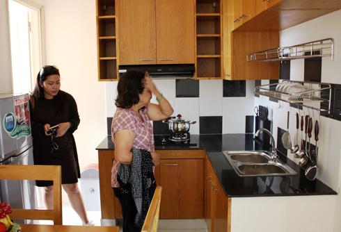 HoREA hiến kế 'cởi trói' cho căn hộ 25 m2