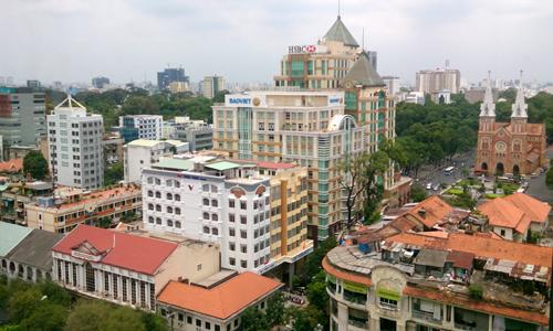 Bùng nổ mặt bằng bán lẻ mới tại Việt Nam