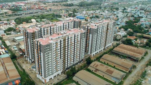 CBRE dự báo căn hộ chào bán cuối năm đạt tỷ lệ hấp thụ cao