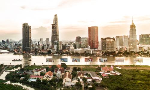 Giá đất TP HCM tăng gấp ba sau mỗi thập niên