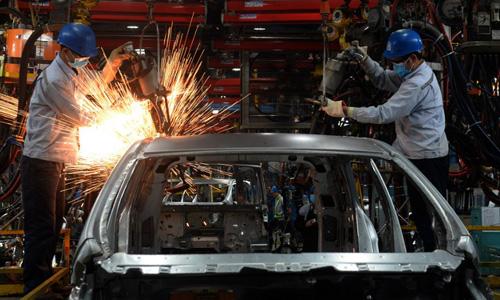 Bất động sản công nghiệp hút khách thuê sản xuất linh kiện ôtô